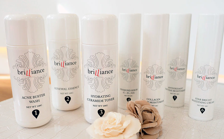 Halley Medical Aesthetics, Dr. Terence Tan, Skin Care, Brilliance, Brilliance in a bottle