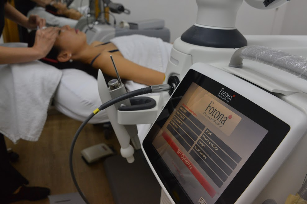 Micro-Botox, jaw shaping, fraxel laser, fraxel, fraxel dual, halley medical aesthetics, dr terence tan, acne, acne scars, pigmentation, pores, brown spots, PicoSure, Picosecond, Fractional CO2, Erbium, long- puse, CO2, Fractional, skin tone, even skin, tattoo removal, fine lines