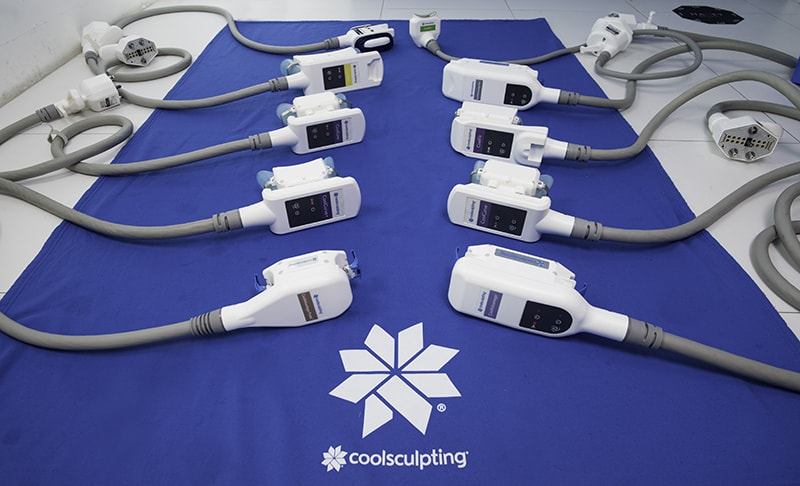 pplicators, cryolipolysis, fat freeze, fat freezing, CoolSculpting, DualSculpting, CoolAdvantage, Halley Medical Aesthetics, fat removal, weight loss, fat reduction, fat cells