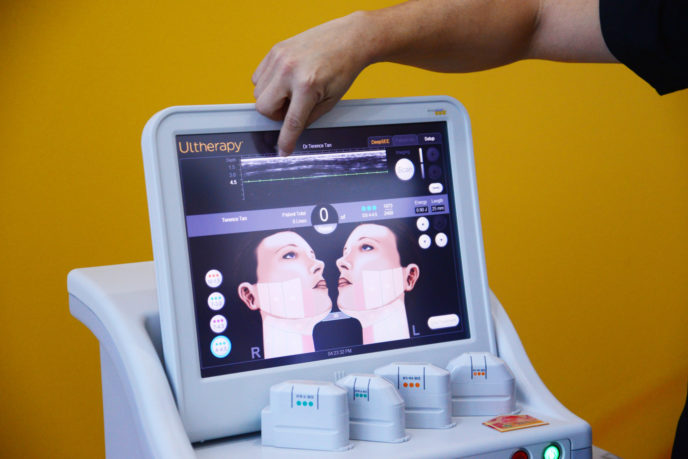 Halley Medical Aesthetics, Ultherapy超声刀, skin firming, skin lifting, anti-ageing,c超声刀