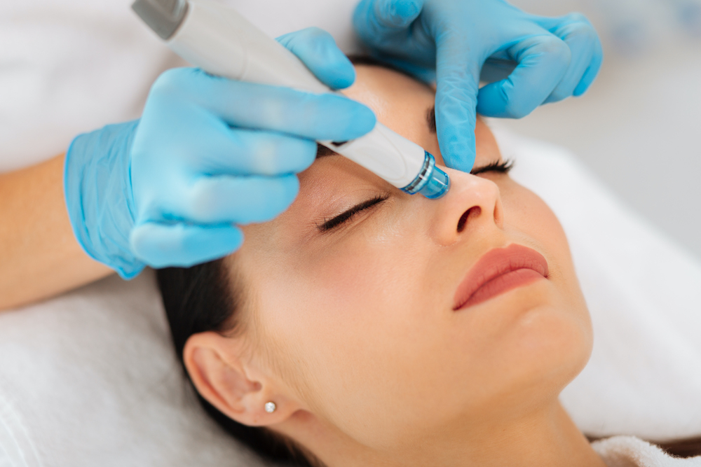 HydraFacial Singapore Painless Extractions