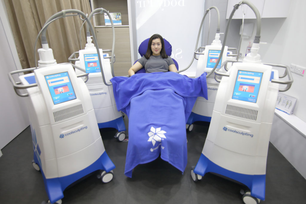 quadsculpting, coolsculpting machine, CooLSculpting, Halley MEdical Aesthetics